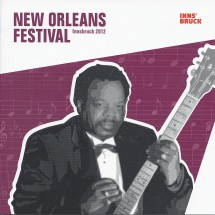 1a_JAMES THOMPSON BAND 2012 (New Orleans Festival Sampler)